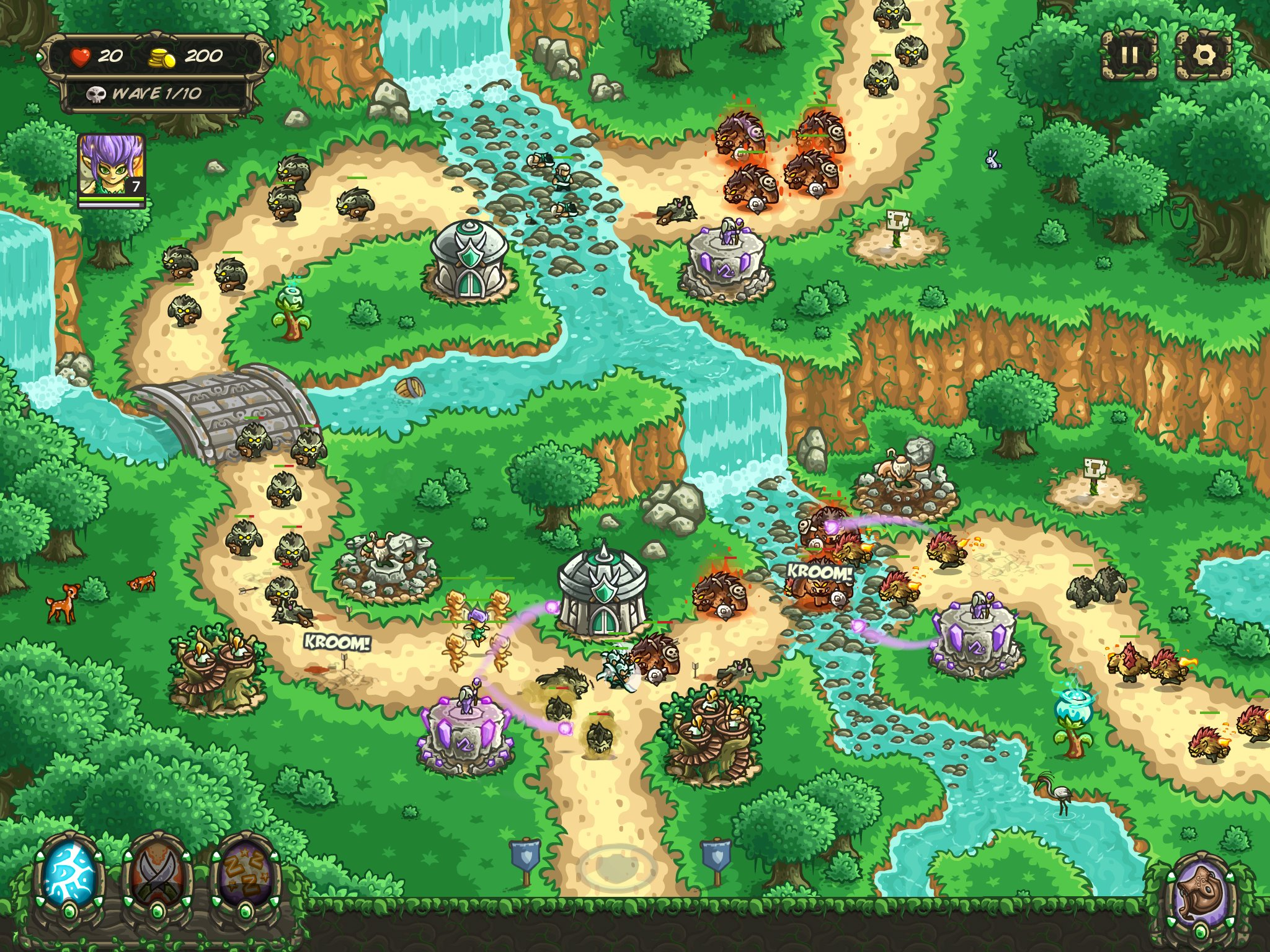 Kingdom rush frontiers review -  Kingdom Rush Origins Review Maybe The Third Time Isn T The Charm Review Toucharcade