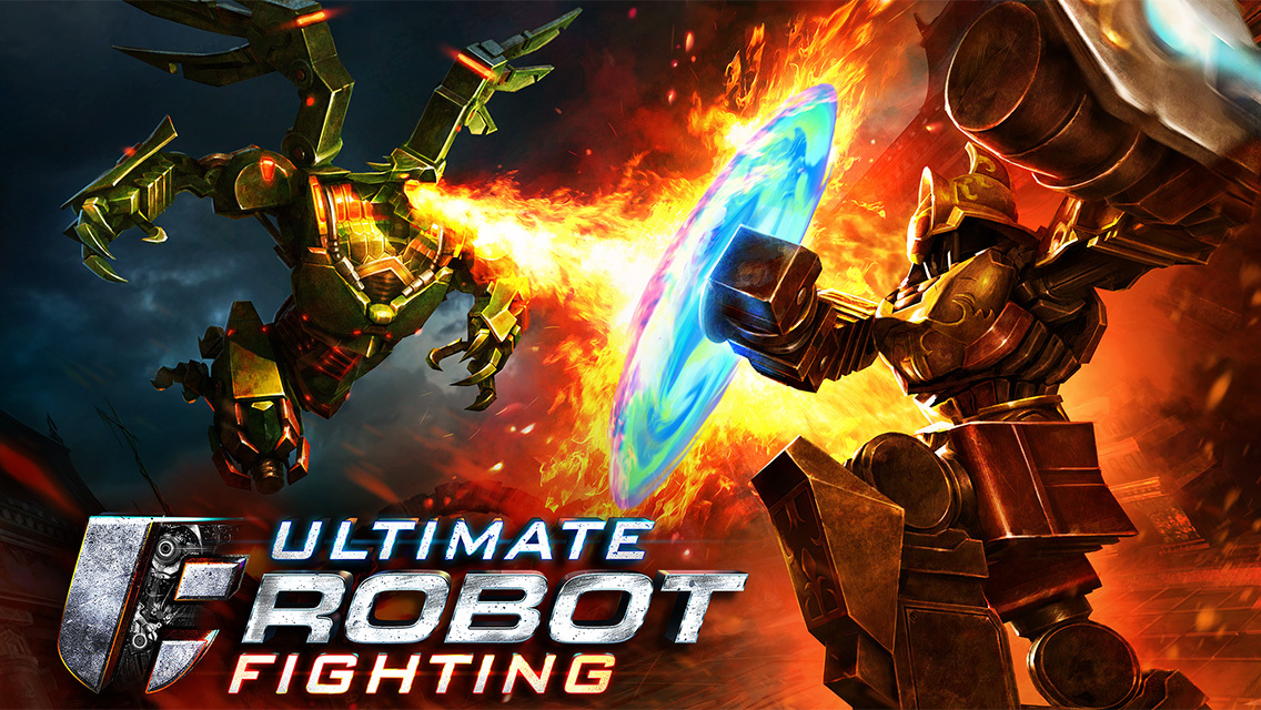 robot fight games