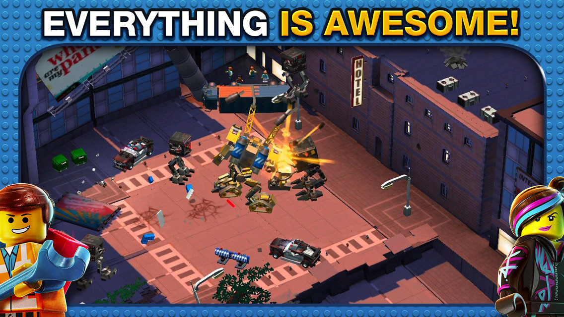 The Lego Movie Video Game' Hits the App Store | TouchArcade