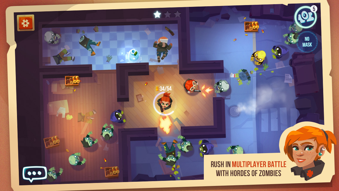 Zeptolab Soft Launches Two New Games Survivor Squad And