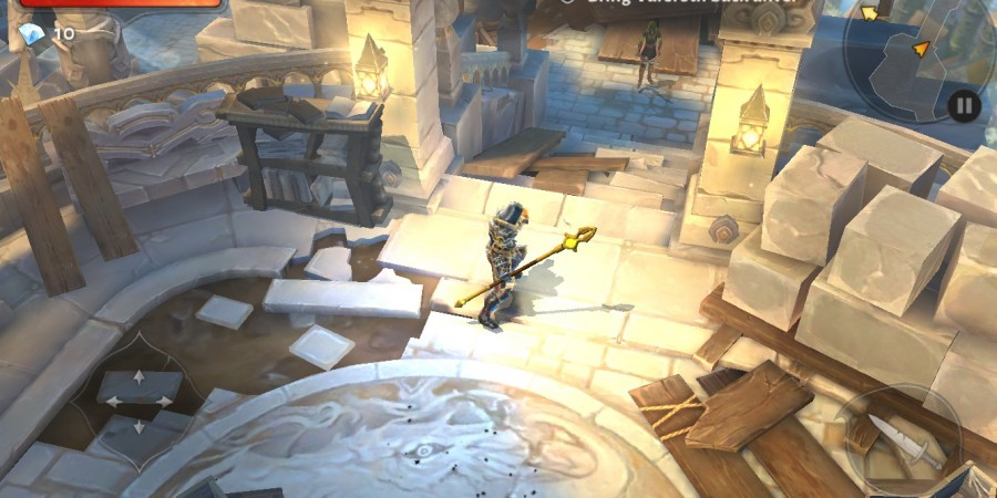 Dungeon Hunter 5 Review Truly a Whole New Dungeon Review