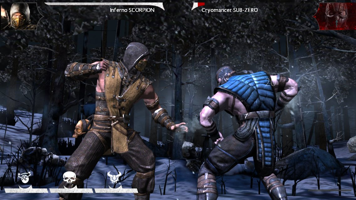 Mortal Kombat X for Android