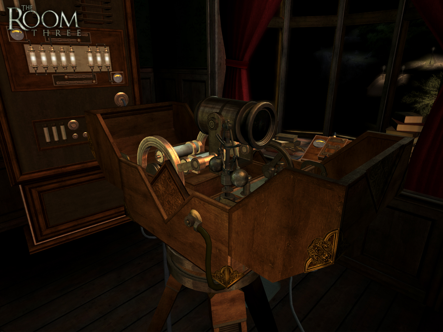 The Room Three Fireproof Games