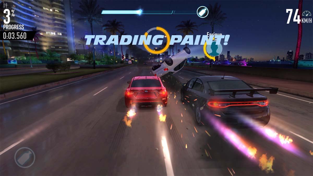 یاری Fast & Furious: Legacy بۆ ئهندرۆید و ئای ئۆ ئێس