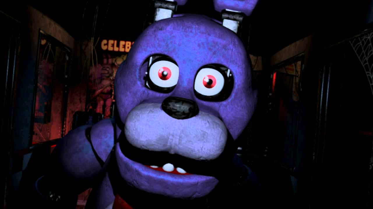 Waht Does Bonnie Look Like Five Nights At Freddys