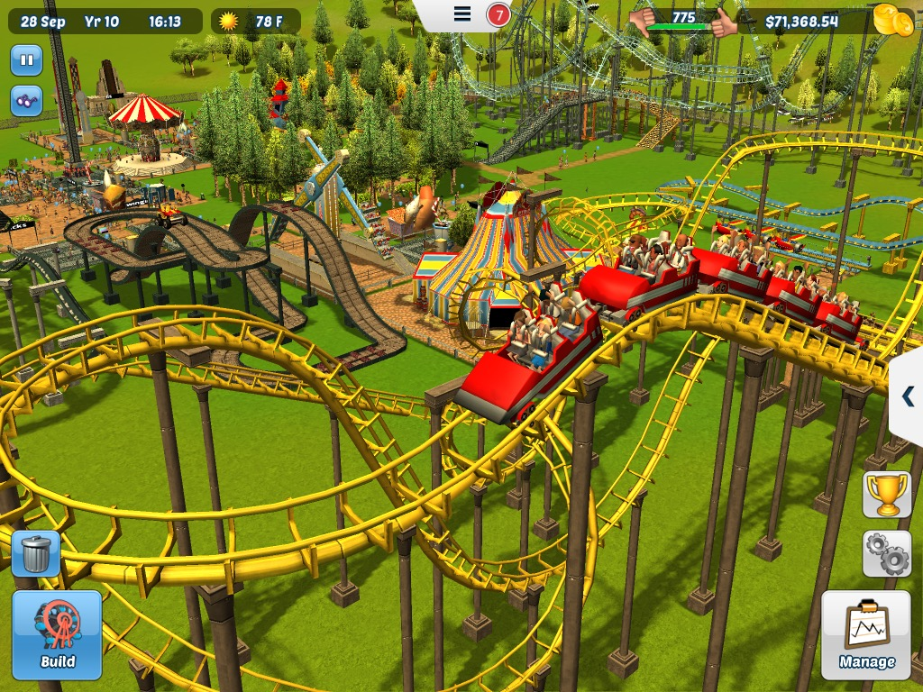 Roller Coaster Tycoon - Download