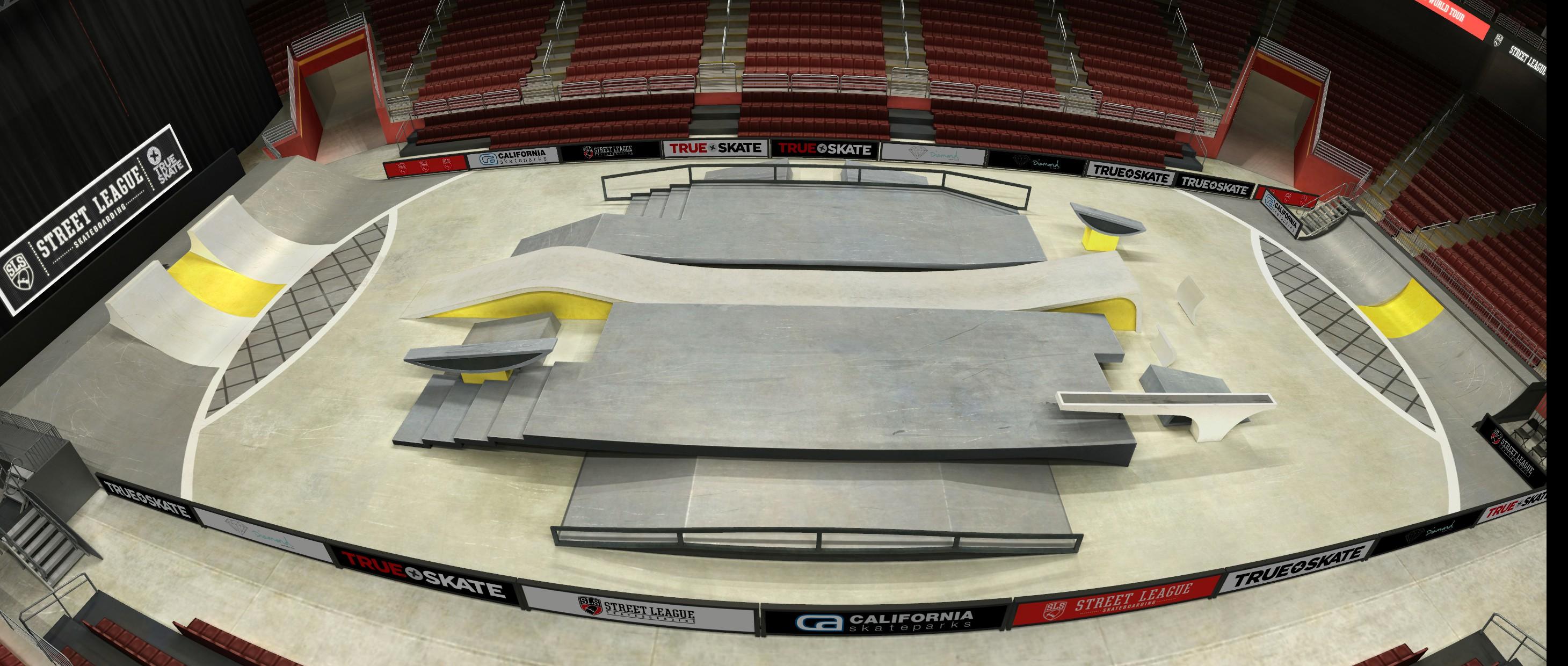 how to turn in true skate