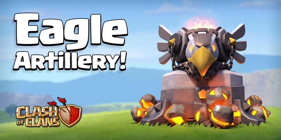 outside house stars art eagles on december 10 clash of clans should get the town hall 11
