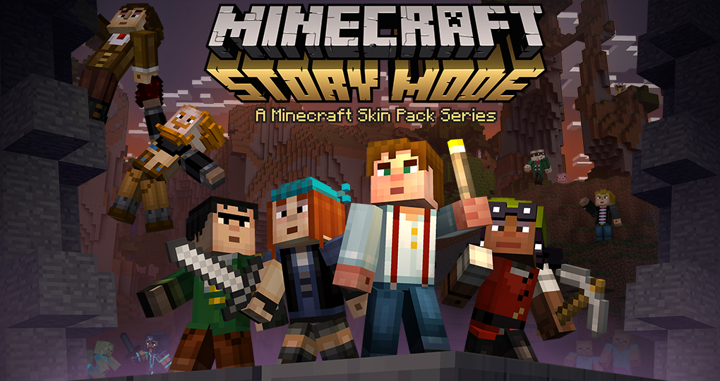 'Minecraft: Pocket Edition' is Getting 'Minecraft: Story Mode' Skins for  Free This Week | TouchArcade