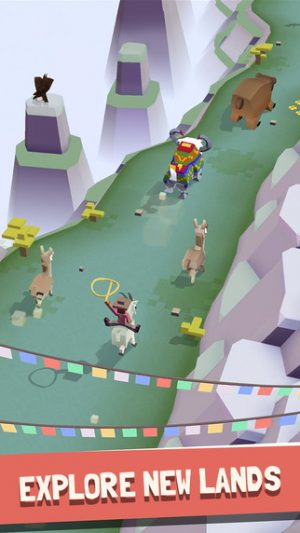 Rodeo Stampede Updated With New Mountain Area And 42 New