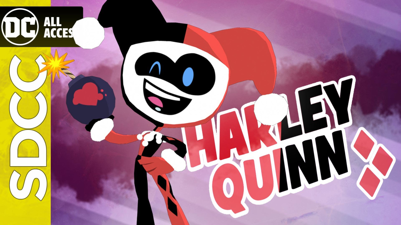 Teeny Titans Getting Harley Quinn And More In New Update Soon Toucharcade