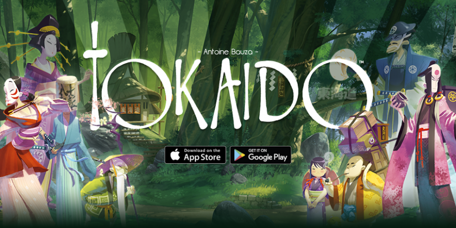 photo image The Digital Adaptation of 'Tokaido' Has Just Journeyed to the App Store