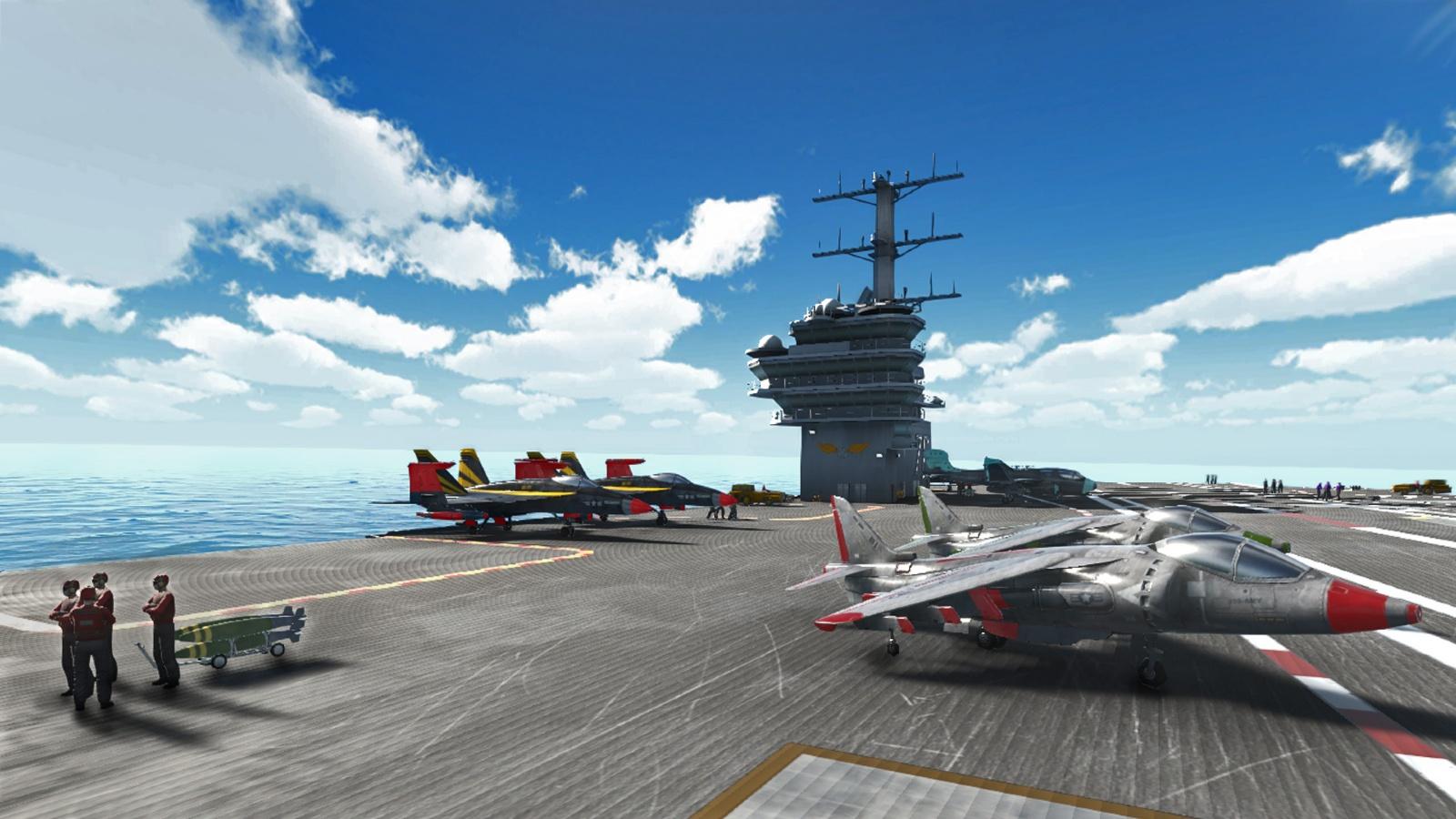 F18 Carrier Landing Lite for Windows 10 - Free download ...