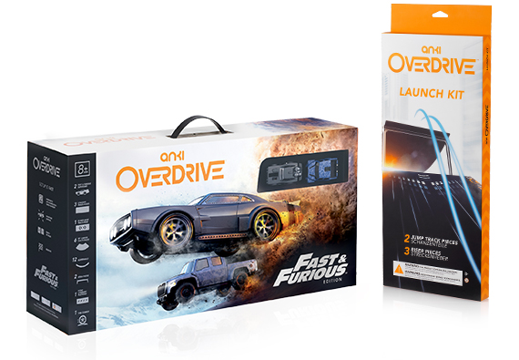 'Fast and Furious' Coming to 'Anki Overdrive' in September