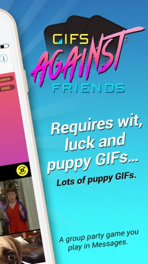 photo image Zynga's 'GIFs Against Friends' Will Have You Out-Giffing Your Friends