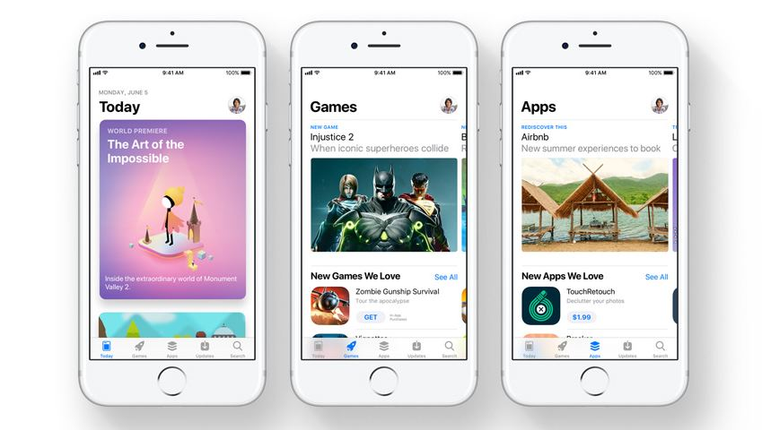 Ios 11 app store might be removing the top grossing category ios 11 app store might be removing the top grossing category toucharcade ccuart Choice Image