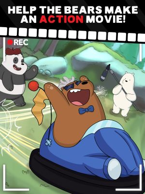 photo image 'We Bare Bears: Burrito Bash' Is Another Fun Cartoon Network Game