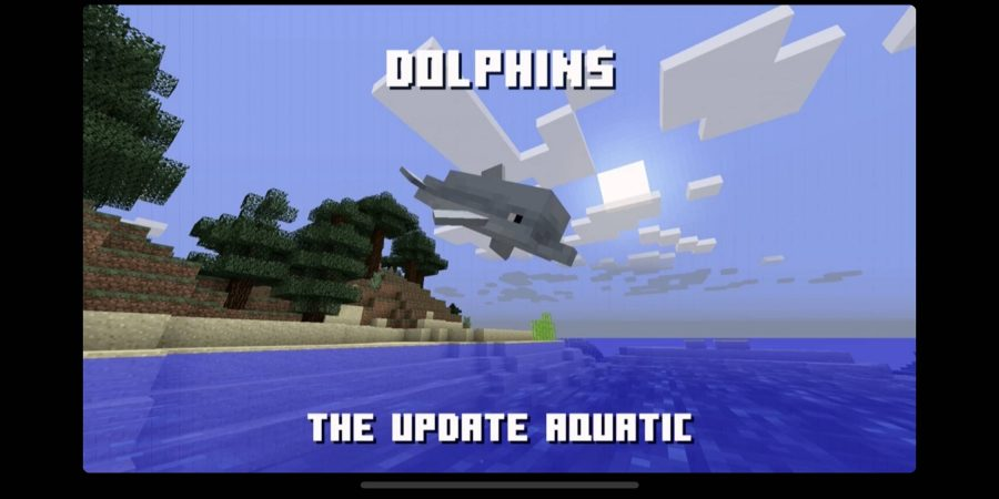 'Minecraft' Aquatic Update Announced at MineCon Earth - Will Add Dolphins, Fish, Coral, Tridents, and Much, Much More