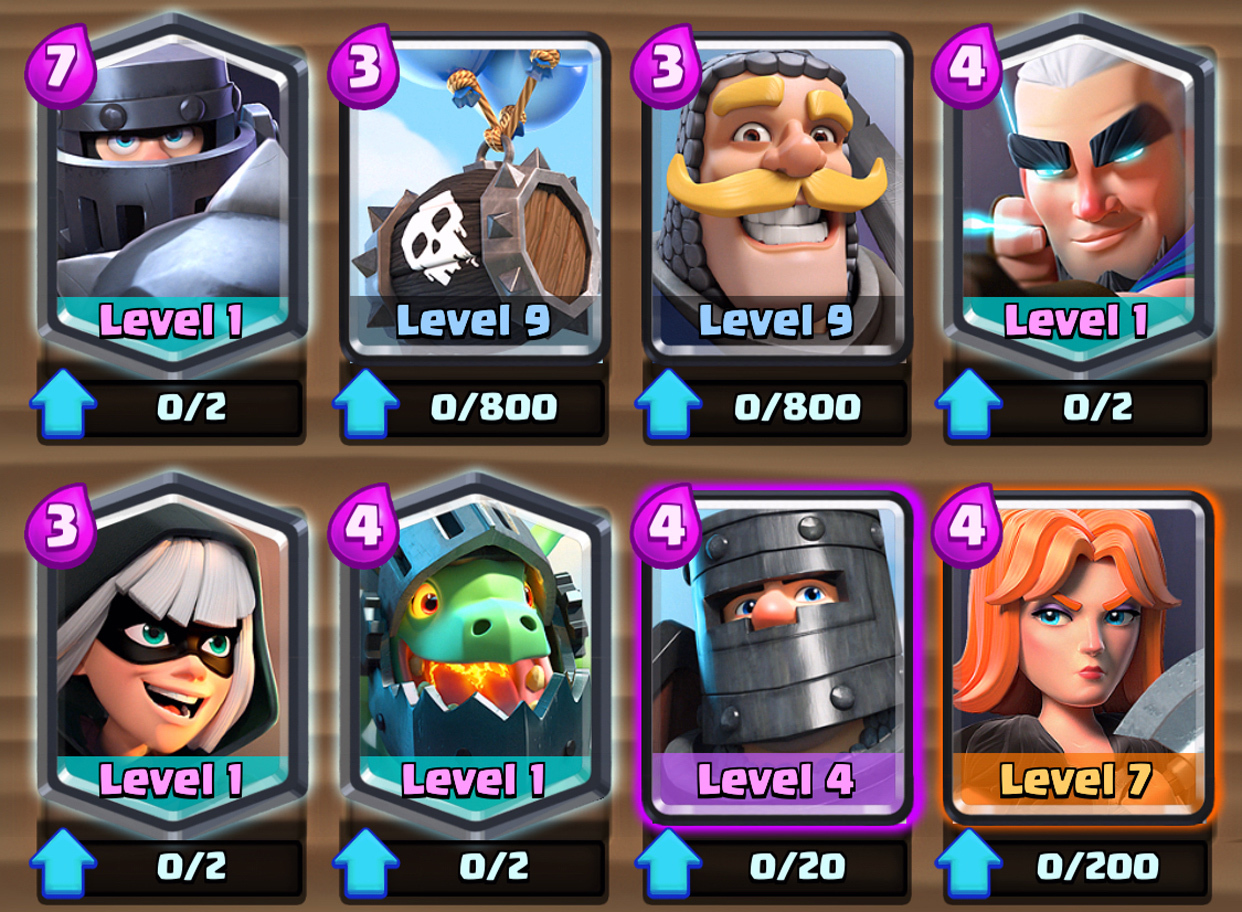 photo image Supercell Defends Knight Nerf in Latest 'Clash Royale' Balance Changes