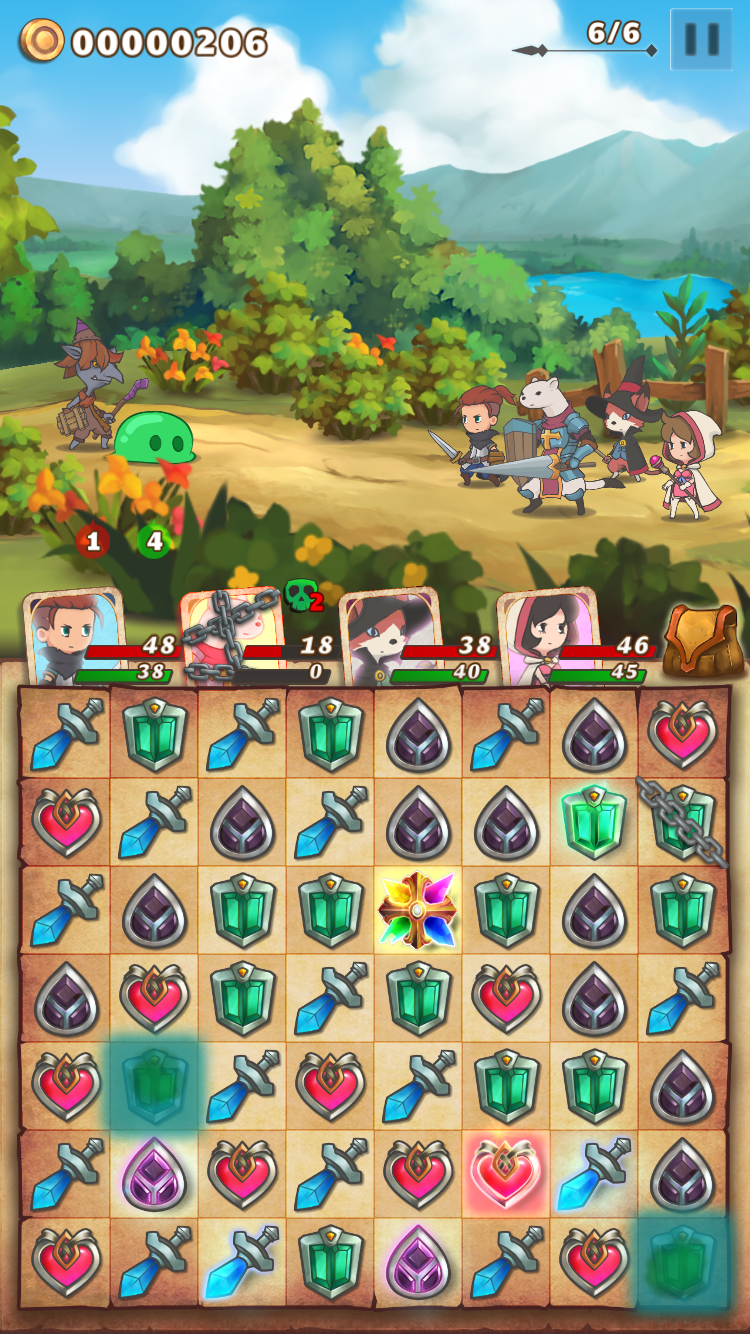 photo image Check Out a New Video of 'Hero Emblems 2' Showing Off the New Shop Interface