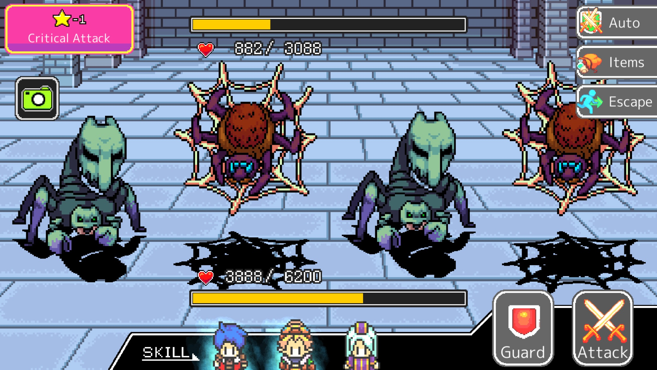 photo image 'Archlion Saga' Review - Just Press the Win Button