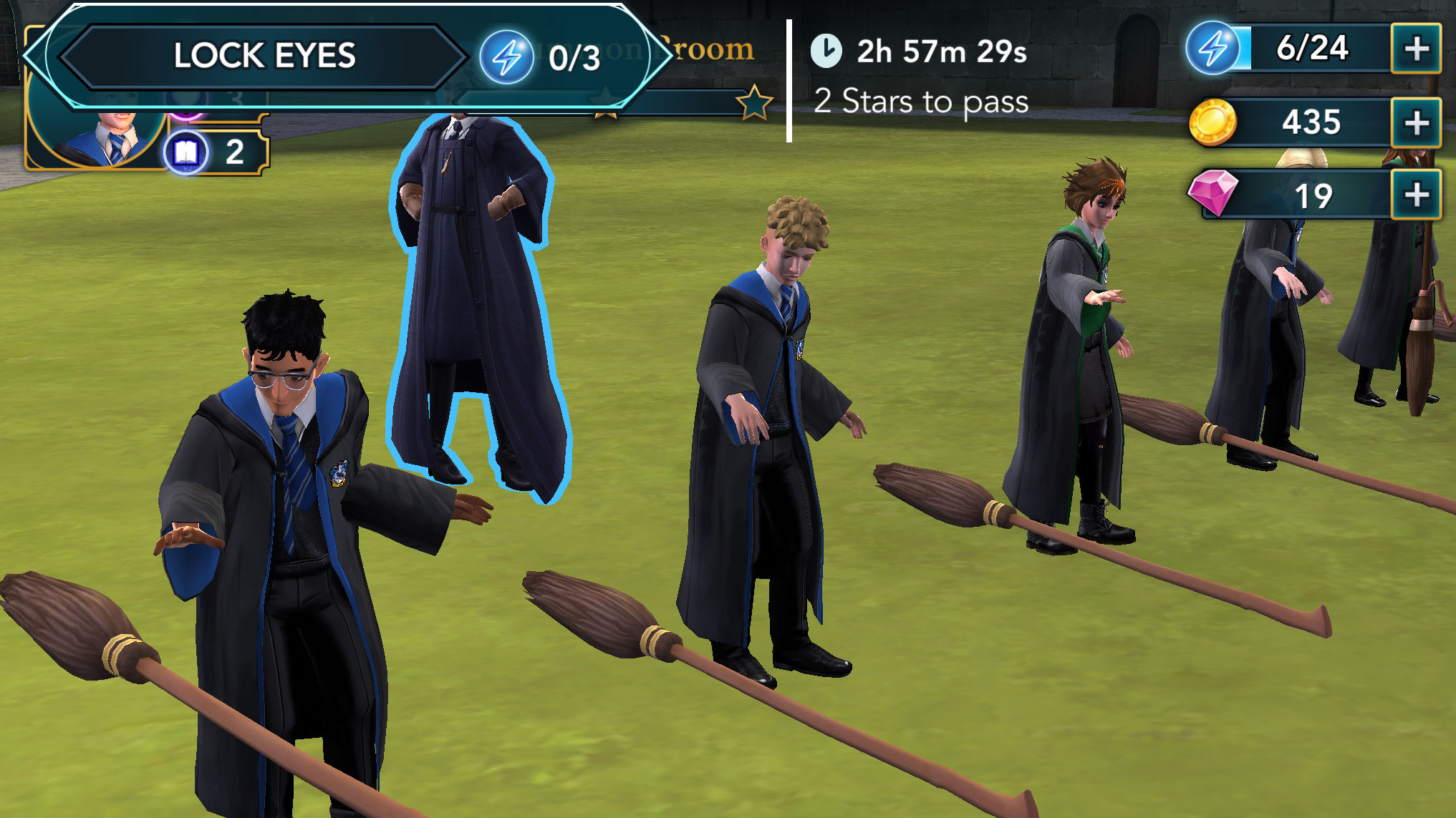 how to get free gems on harry potter hogwarts mystery