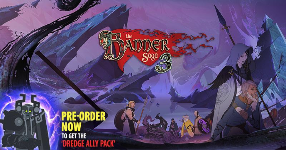 photo image 'Banner Saga 3' Hitting Desktop and Console July 24th, Mobile Versions Coming Later this Year