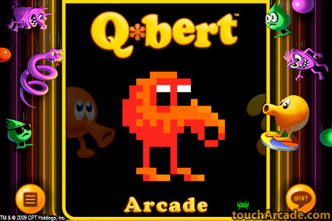 qbert is expected to hit the app store in the next week or so well let readers know when it lands