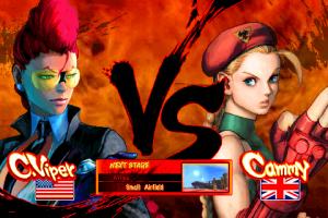 c__p___vs__l_________b-300x200 Street Fighter IV para iPhone/iPod Touch/iPad deverá receber a personagem Crismon Viper em breve