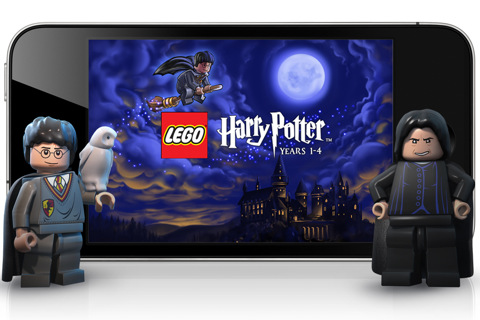 086528 LEGO Harry Potter Years 1-4 para iPhone
