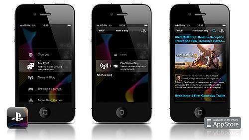5263773336_107cc634ff Aplicativo PlayStation para iPhone feito pela Sony