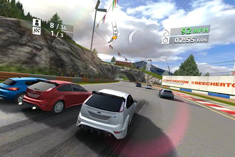montclair_focus REAL RACING 2: novas imagens, trailer, detalhes e lista de carros divulgados (iPhone/iPod Touch/iPad)