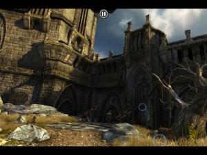 4-iPad-1-300x225 Veja um comparativo entre iPad e iPad 2 no jogo Infinity Blade
