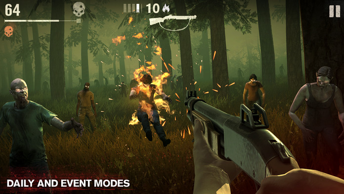 Image result for into the dead 2 mobile game