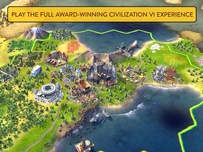 Civilization 6 Macbook Pro