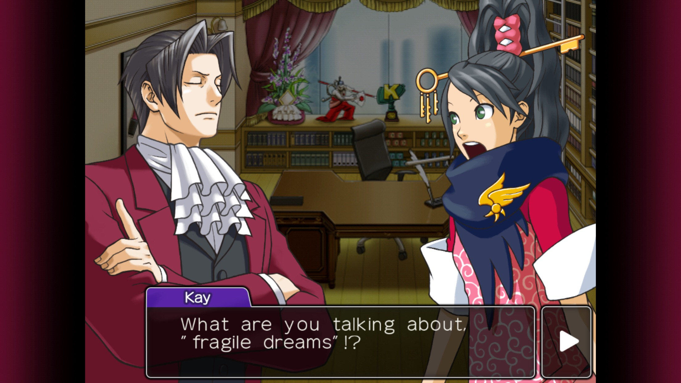 Ace Attorney Investigations Miles Edgeworth Review Out Of The
