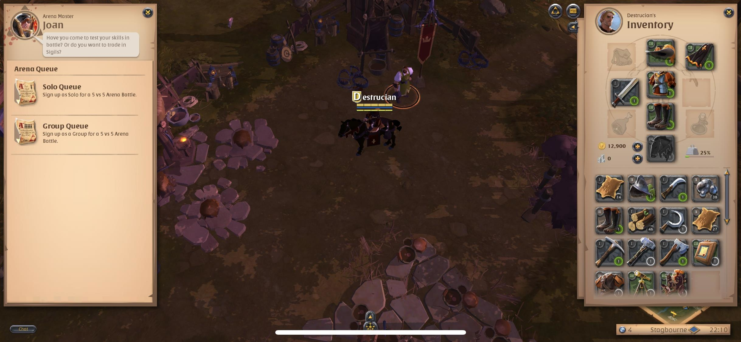 multiplatform mmo albion online gets iphone support in current