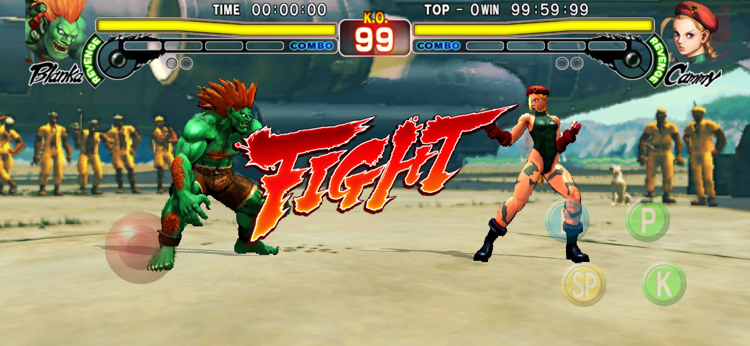 Street Fighter IV: Champion Edition' Update Includes iPhone