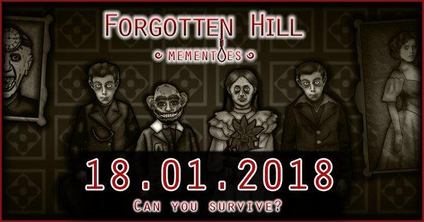 Forgotten Hill Mementoes For Mac