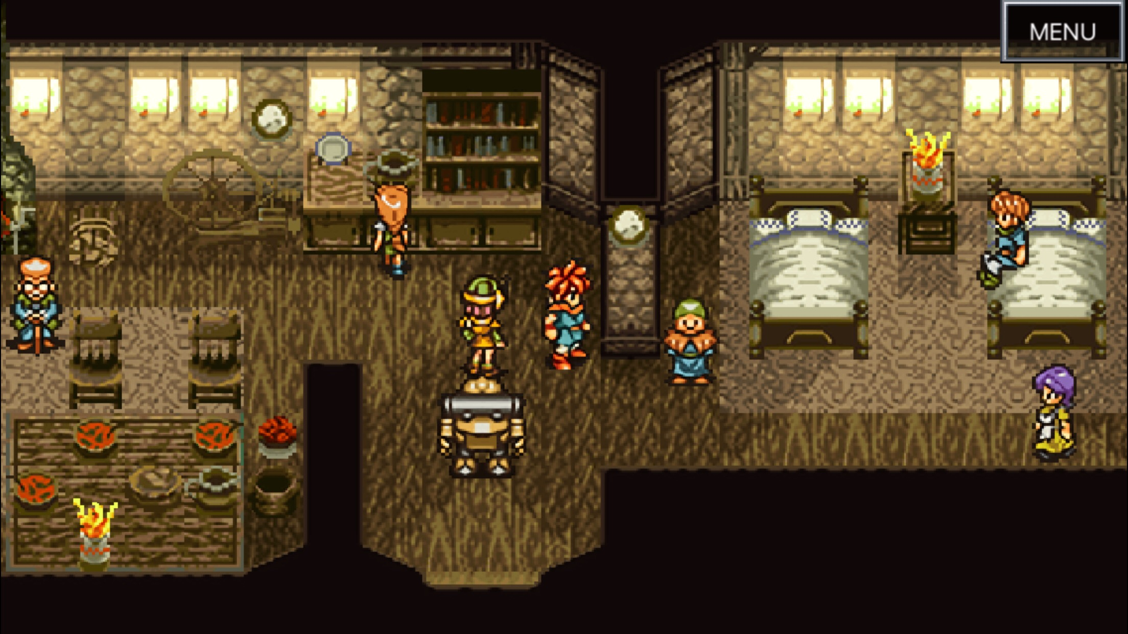 The New 'Chrono Trigger' Isn't a Mobile Port, Everyone – TouchArcade