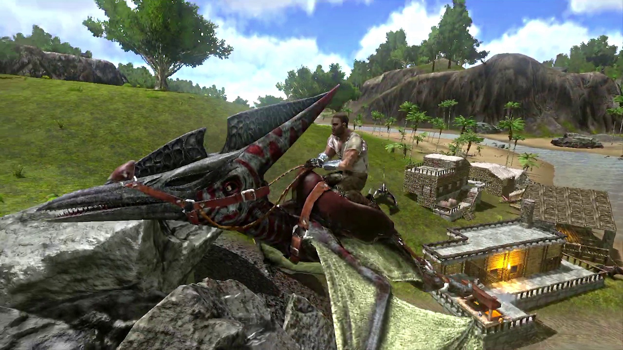 How Show All Crafting In Ark
