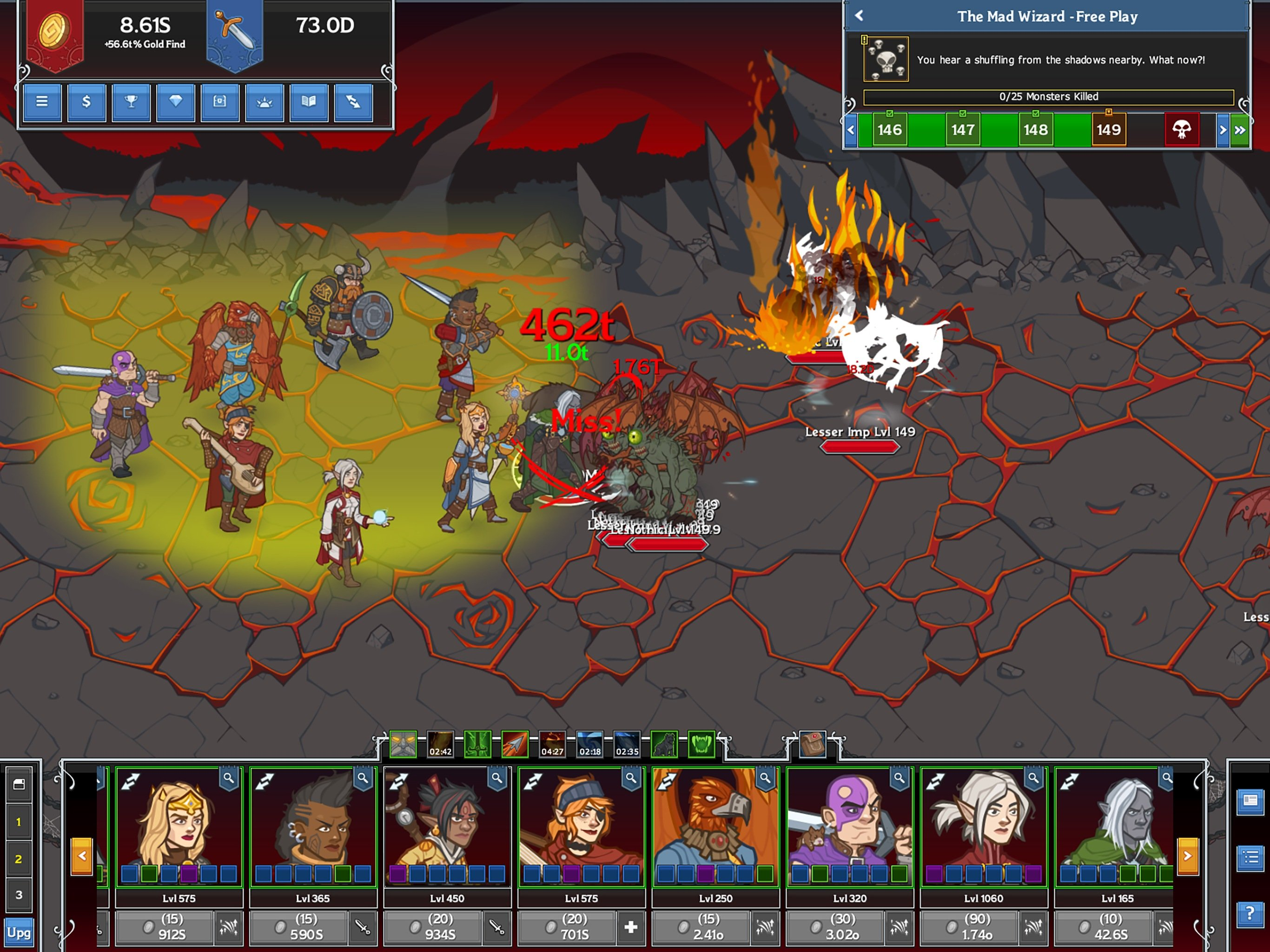Idle Champions of the Forgotten Realms' Review – The Deepest