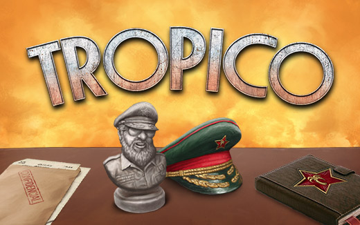 photo image Here's How 'Tropico' Will Play When It Hits iPads Later This Year