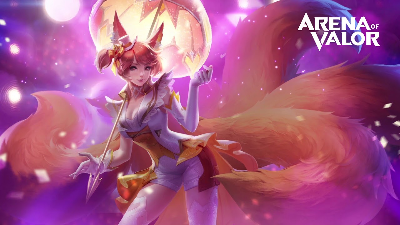 photo image 'Arena of Valor' News: Idol Liliana, Map Overhauls and a New Hero?
