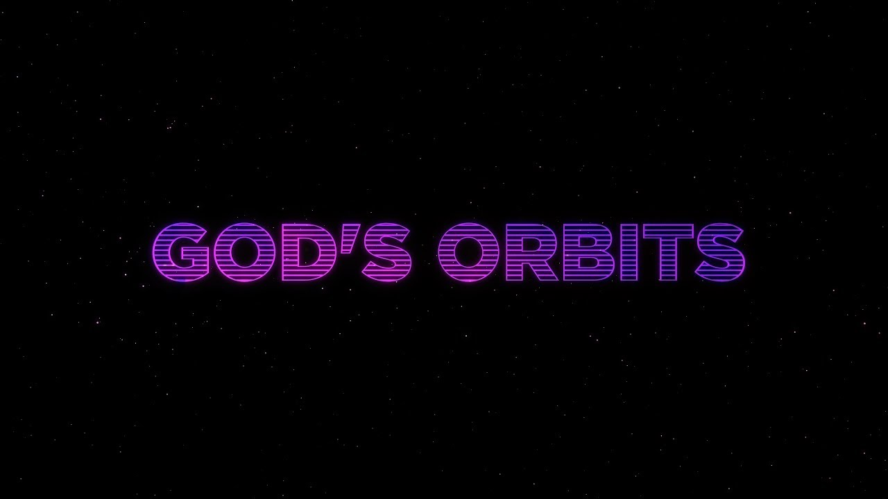 photo image Control the Orbits in the Solar System So God Can Take a Vacation in 'God's Orbits' Next Month
