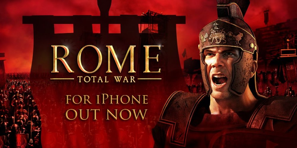 'Rome: Total War' Universal Update with iPhone Support Now ...