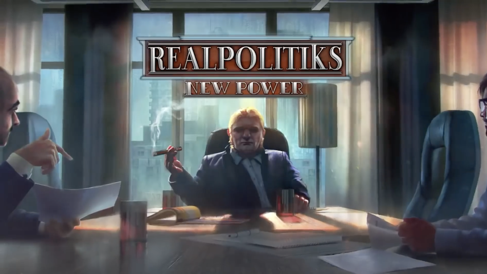 photo image Real-Time Grand Strategy Game 'Realpolitiks Mobile' Gets New Paid DLC Campaign