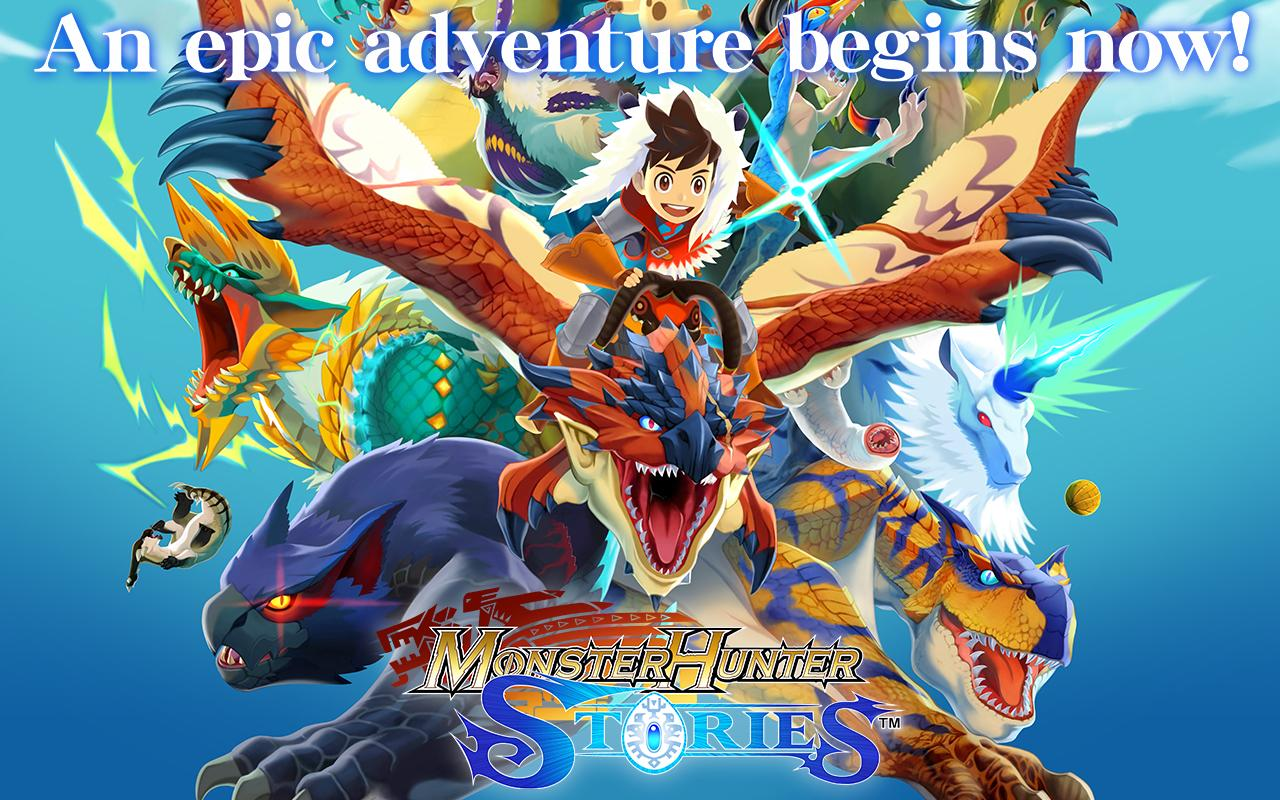 photo of 'Monster Hunter Stories' from Capcom Is Down to $4.99 from $19.99 for a Limited Time image