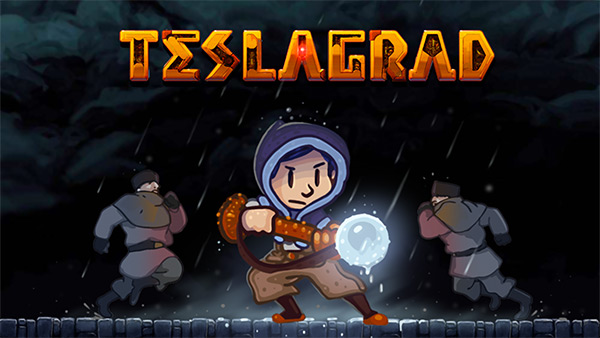Teslagrad' Is Coming to iOS and Android This Fall With Pre-orders