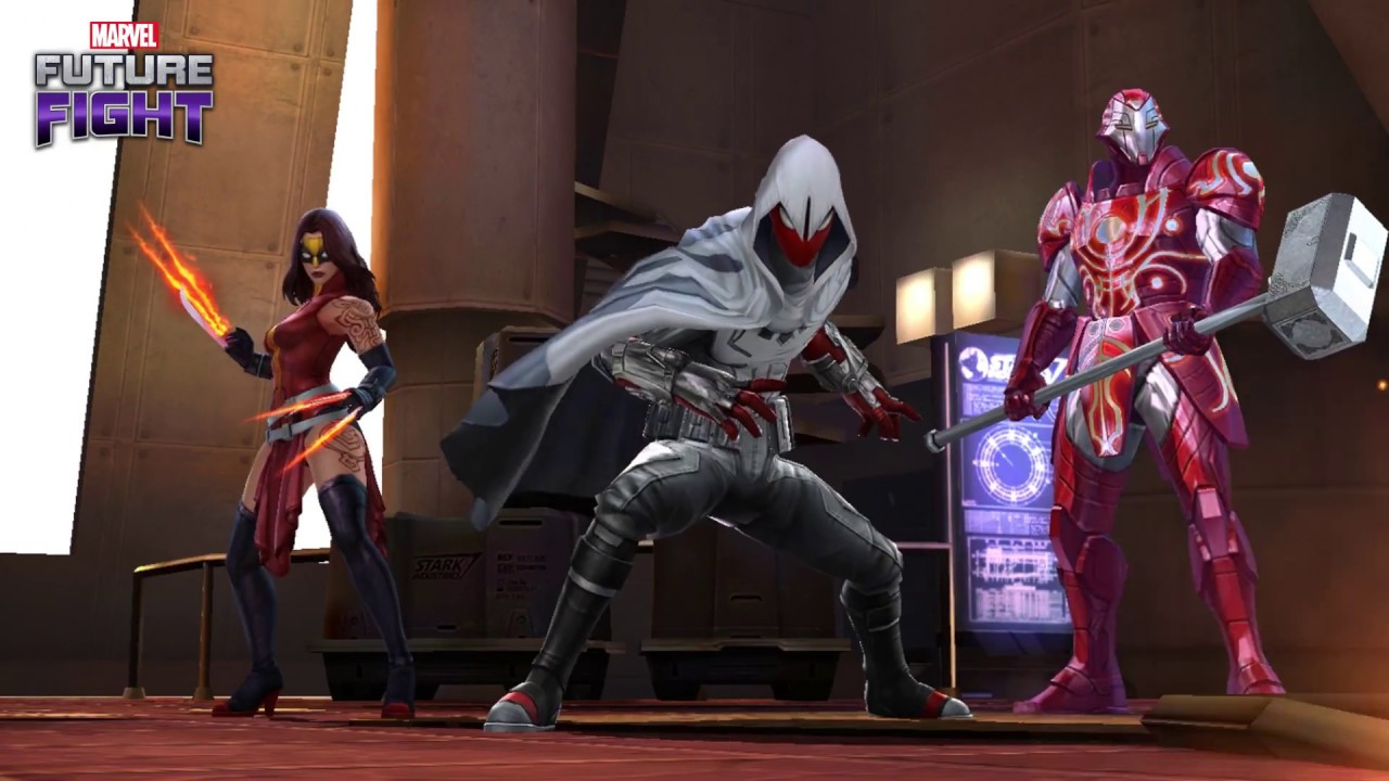photo image Multiple Marvel Mobile Games Have Updated with New Characters and More